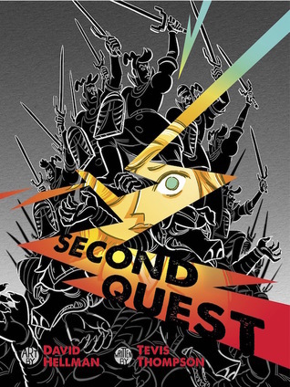 Second Quest by David Hellman, Tevis Thompson