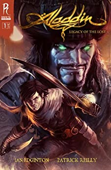 Aladdin: Legacy of the Lost #1 by Ian Edginton