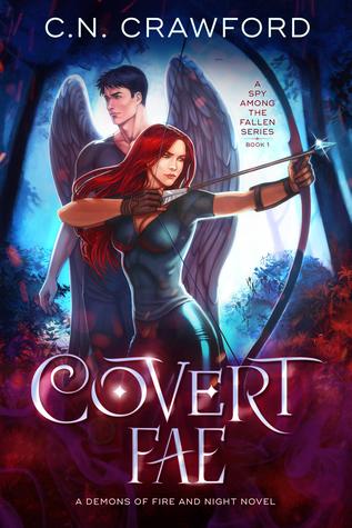 Covert Fae by C.N. Crawford