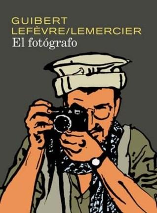 El fotógrafo by Fréderic Lemercier, Emmanuel Guibert, Didier Lefèvre