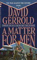 A Matter for Men by David Gerrold