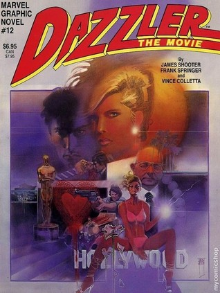 Dazzler: The Movie by Jim Shooter, Frank Springer, Vince Colletta
