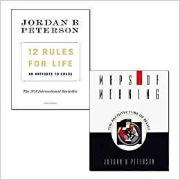 Jordan B. Peterson 2 Books Collection Set by Jordan B. Peterson