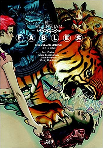 Fables: The Deluxe Edition, Book One by Bill Willingham