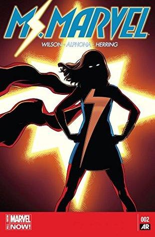 Ms. Marvel (2014-2015) #2 by Adrian Alphona, Jamie McKelvie, G. Willow Wilson
