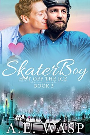 Skater Boy by A.E. Wasp