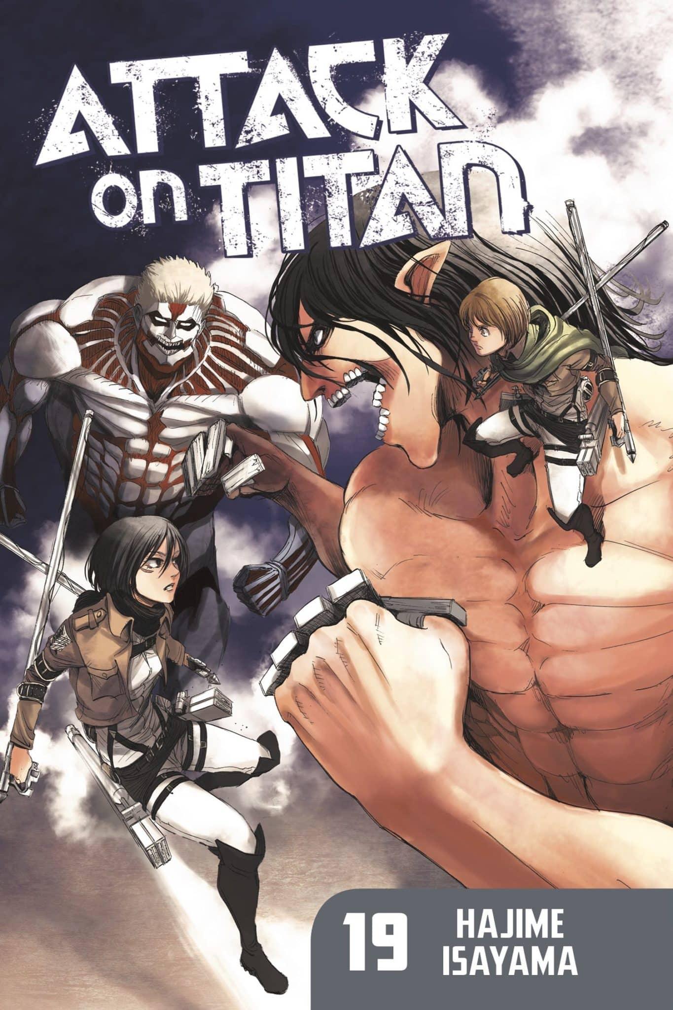 Attack on Titan, Volume 19 by Hajime Isayama