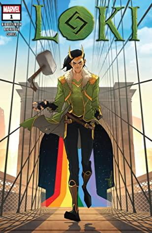 Loki (2019-) #1 by Daniel Kibblesmith, Oscar Bazaldua, Ozgur Yildirim