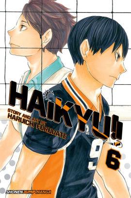 Haikyu!!, Band 6 by Haruichi Furudate
