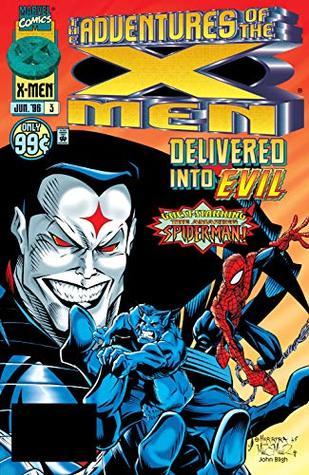 Adventures Of The X-Men (1996-1997) #3 by Ben Herrera, Ralph Macchio, Mike S. Miller