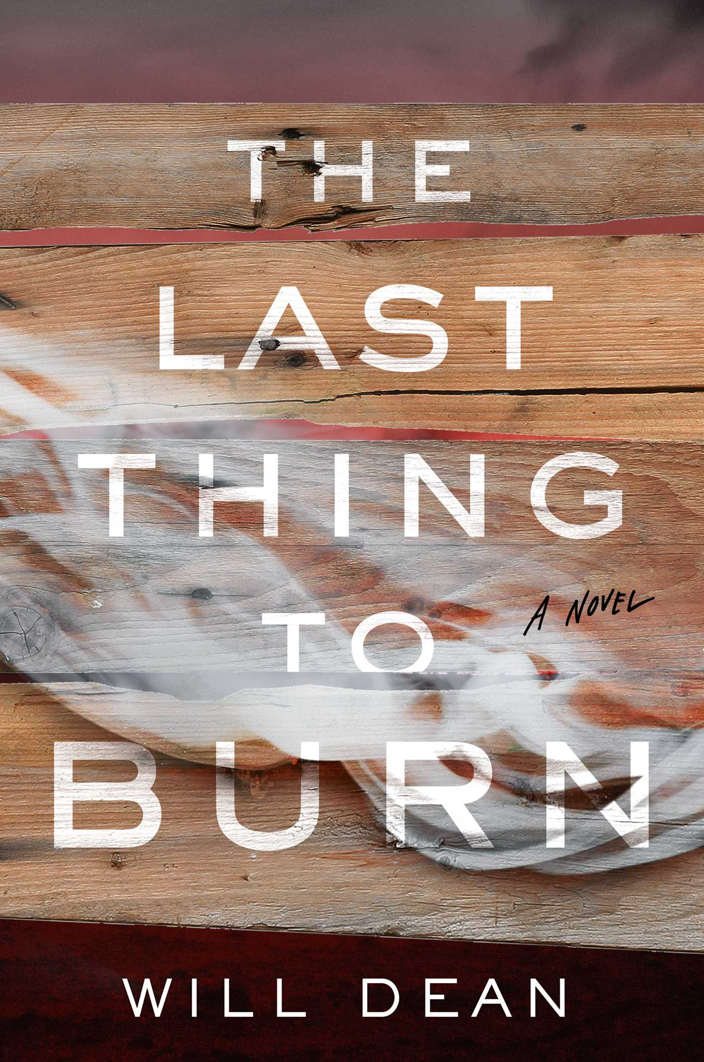 The Last Thing to Burn: A Novel by Will Dean