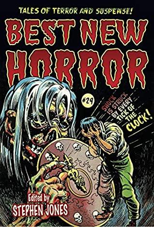 Best New Horror #29 by Stephen Jones