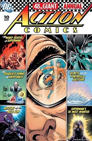 Action Comics (1938-2011) Annual #10 by Art Adams, Richard Donner, Pete Woods, Joe Kubert