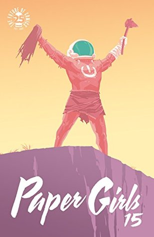 Paper Girls #15 by Matt Wilson, Cliff Chiang, Brian K. Vaughan