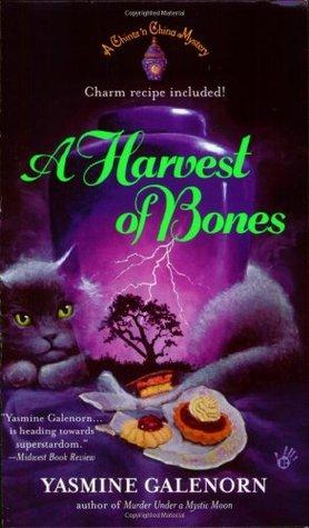 A Harvest of Bones by Yasmine Galenorn