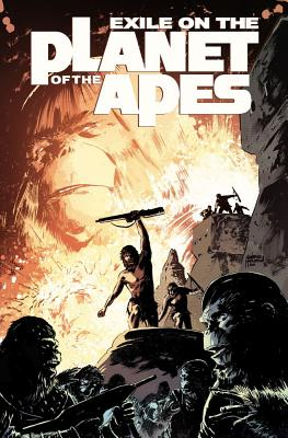 Exile on the Planet of the Apes by Gabriel Hardman, Corinna Sara Bechko