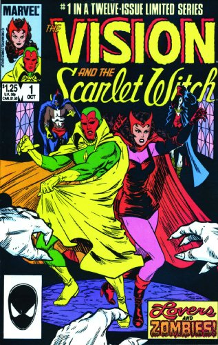 Avengers: Vision and the Scarlet Witch: A Year in the Life by Steve Englehart
