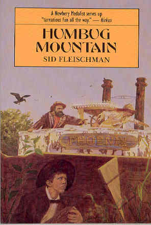 Humbug Mountain by Sid Fleischman