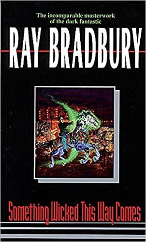 Щось лихе насуває by Ray Bradbury