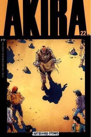 Akira, #22: Blood Siege by Katsuhiro Otomo