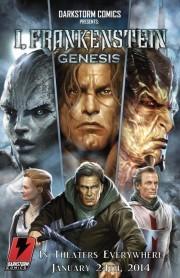 I, Frankenstein: Genesis #1 by Kevin Grevioux