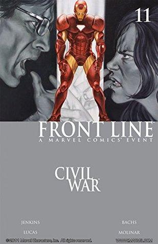 Civil War: Front Line #11 by Steve Lieber, Ramón F. Bachs, John Watson, John Watson, Paul Jenkins, John Lucas