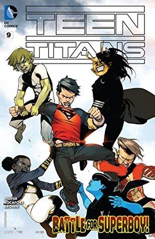 Teen Titans (2014- ) #9 by Will Pfeifer, Kenneth Rocafort