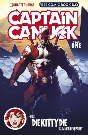 Captain Canuck (FCBD 2017) by Marcus To, Kalman Andrasofszky, Fernando Ruiz, Jay Baruchel, Dan Parent