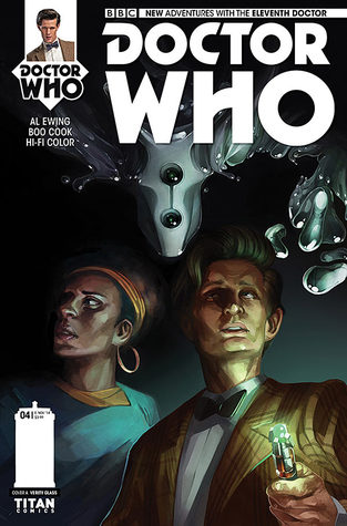 Doctor Who: The Eleventh Doctor #4 by Boo Cook, Al Ewing