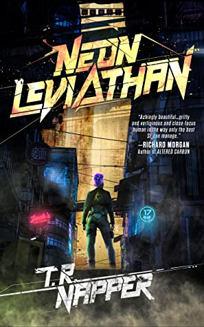 Neon Leviathan by T.R. Napper