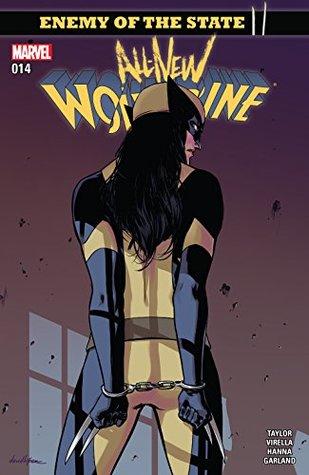 All-New Wolverine #14 by Nik Virella, Tom Taylor, David López