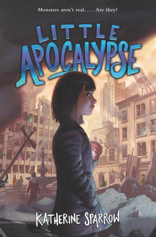 Little Apocalypse by Katherine Sparrow