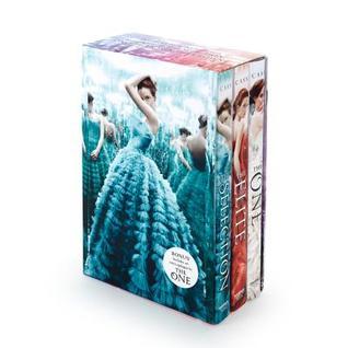 The Selection Series 1-3 Box Set by Kiera Cass