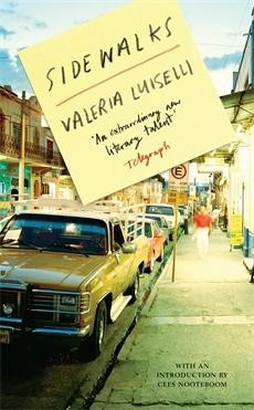 Sidewalks by Valeria Luiselli