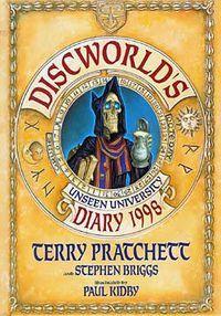 Discworld's Unseen University Diary 1998 by Stephen Briggs, Terry Pratchett, Paul Kidby