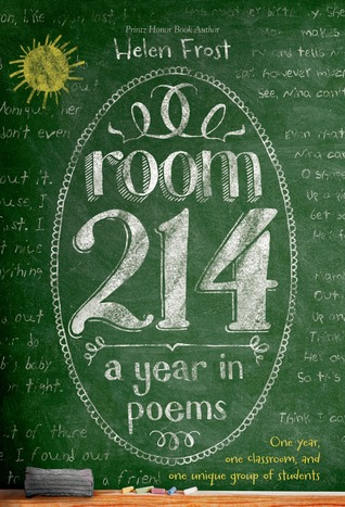 Room 214: A Year in Poems by Helen Frost