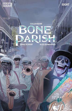 Bone Parish #8 by Cullen Bunn, Jonas Scharf, Rod Reis