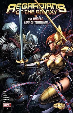 Asgardians of the Galaxy (2018-) #3 by Various, Matteo Lolli, Mike Del Mundo, Cullen Bunn, Dale Keown