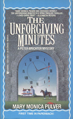 The Unforgiving Minutes by Mary Monica Pulver
