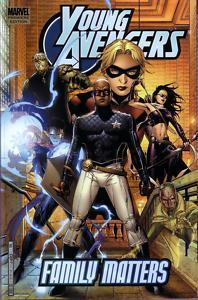 Young Avengers, Volume 2: Family Matters by Andrea Di Vito, Allan Heinberg, Jim Cheung