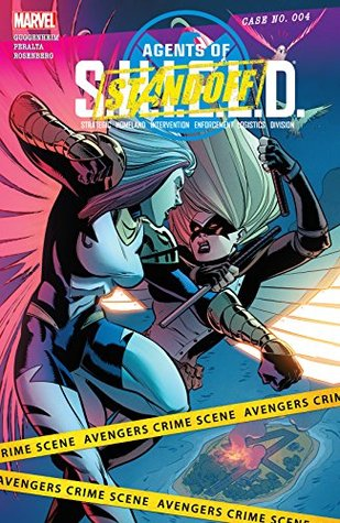 Agents of S.H.I.E.L.D. #4 by German Peralta, Mike Norton, Marc Guggenheim