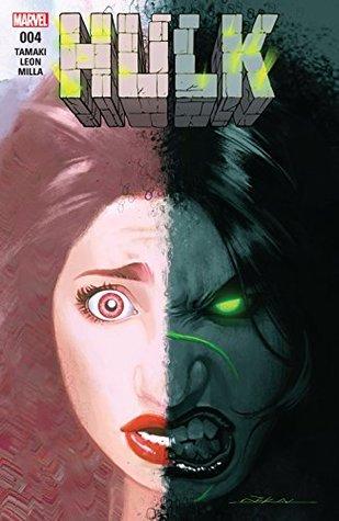 Hulk #4 by Nico Leon, Jeff Dekal, Mariko Tamaki