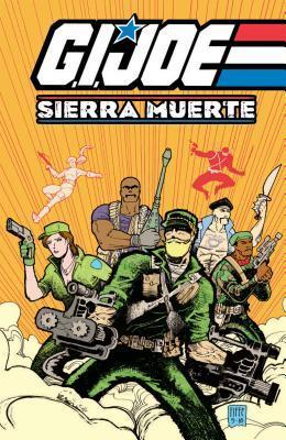 G.I. Joe: A Real American Hero - Sierra Muerte by Michel Fiffe