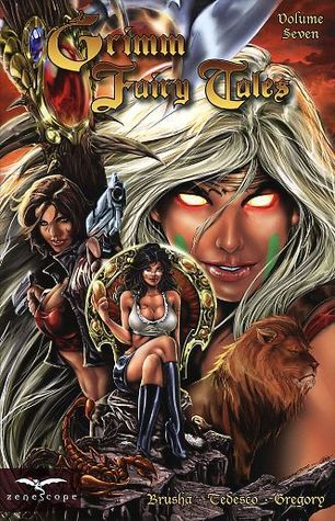 Grimm Fairy Tales Vol. 7 by Ryan Stegman, Michael Dolce, David Nakayama, Joe Brusha, Ron Adrian, Ralph Tedesco