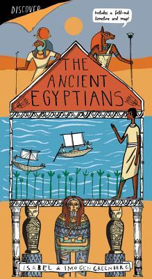 Secret Histories: The Ancient Egyptians by Isabel Greenberg, Imogen Greenberg