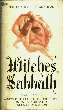Witches' Sabbath by Maurice Sachs