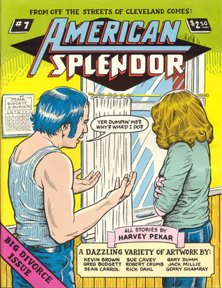 American Splendor, #7 by Harvey Pekar