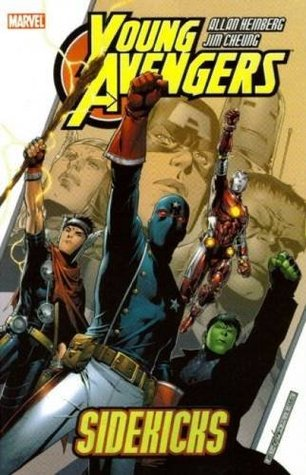 Young Avengers, Volume 1: Sidekicks by Allan Heinberg, John Dell, Neal Adams, Jim Cheung