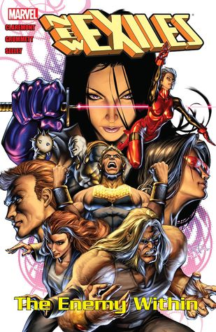New Exiles - Volume 3: The Enemy Within by Paco Díaz, Paco Diaz Luque, Tom Grummett, Chris Claremont
