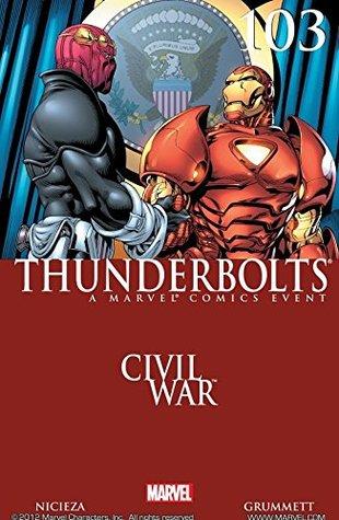 Thunderbolts (2006-2012) #103 by Richard Starkings, Albert Deschesne, Gary Erskine, Fabian Nicieza, J. Brown, Tom Grummett